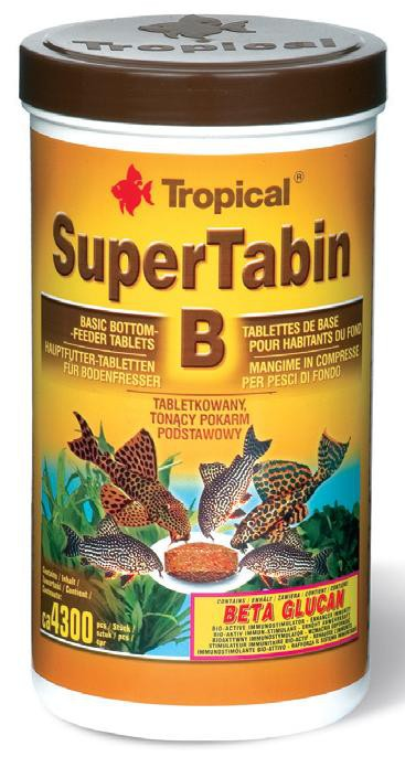 SUPERTABIN B 75ml 240 Tbl.