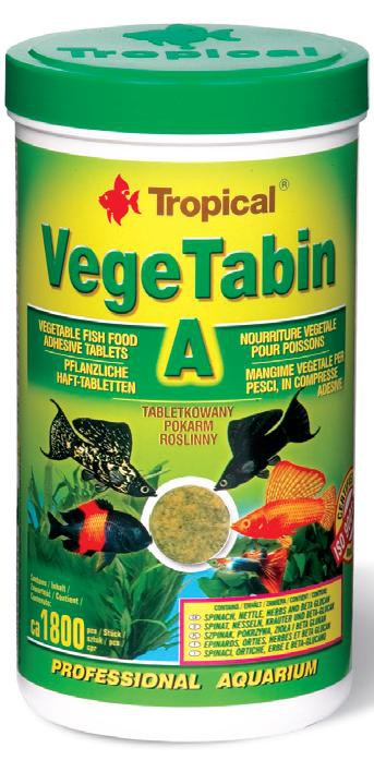VEGETABIN A 300ml 360 Tbl.